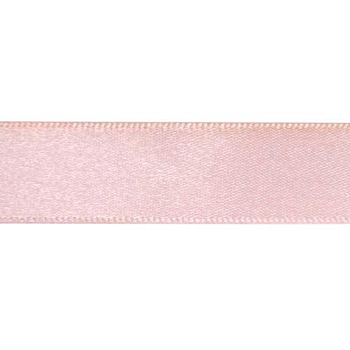 HY020043 Лента атласная 20мм (5,6м), Цв. № 043 Нежно-розовый