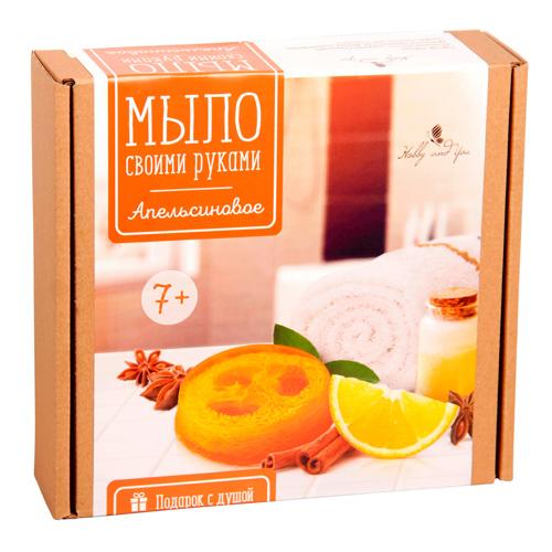 HY602008 Набор для творчества Мыло своими руками 'Апельсиновое'