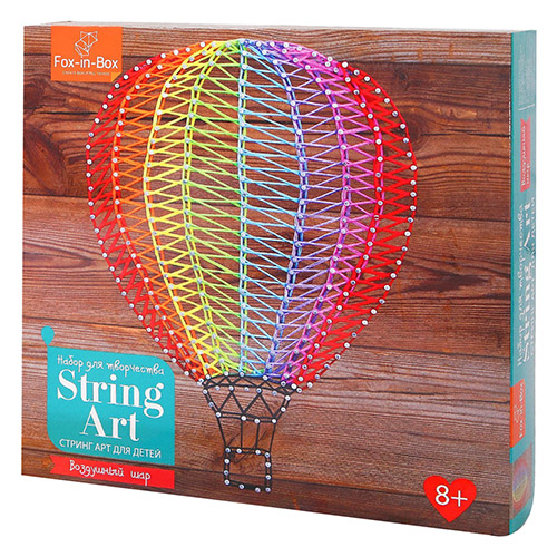 FB606301 Набор для творчества Стринг Арт 'Воздушный шар'