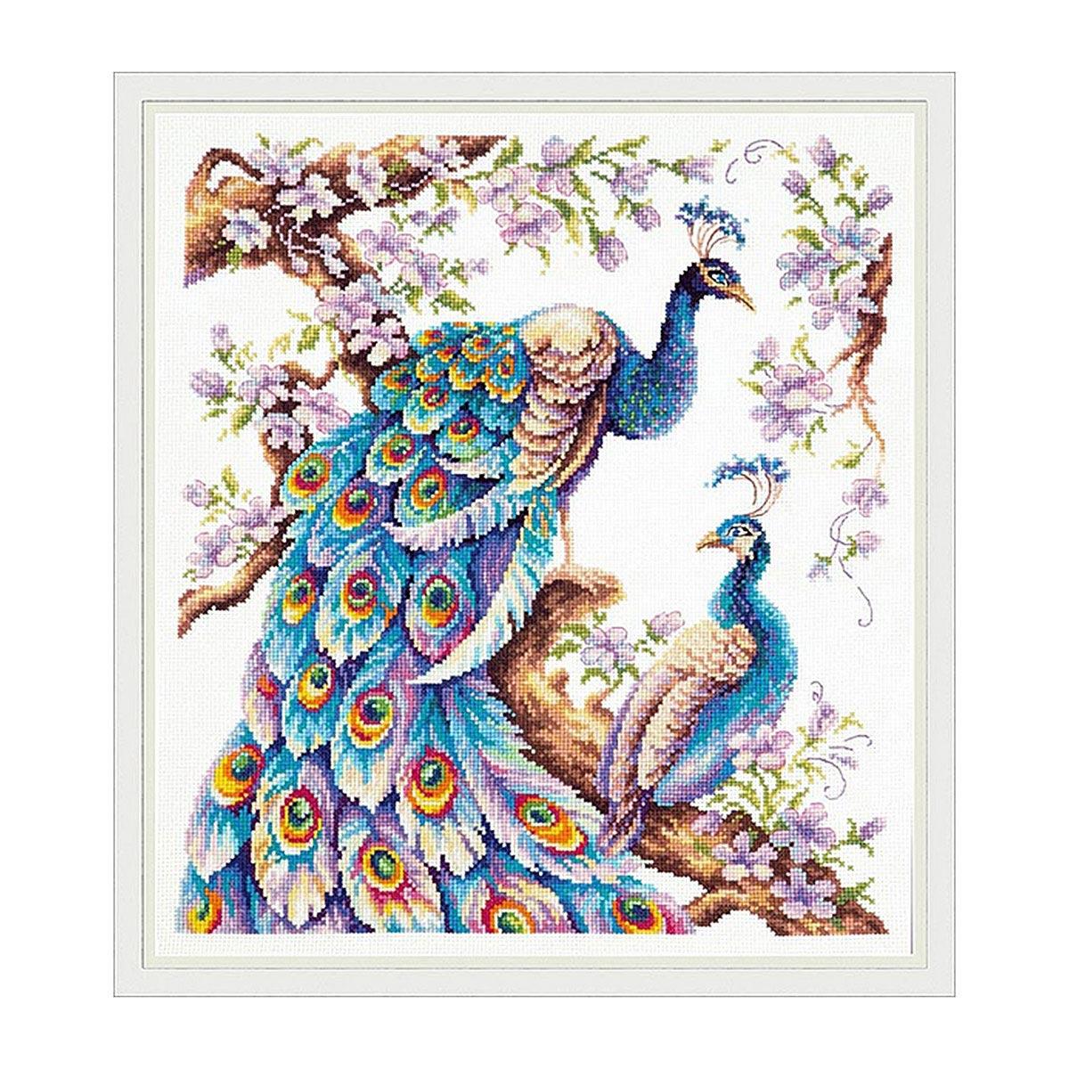 64-06 Набор для вышивания 'Чудесная игла' 'Во всей красе!', 32*36 см