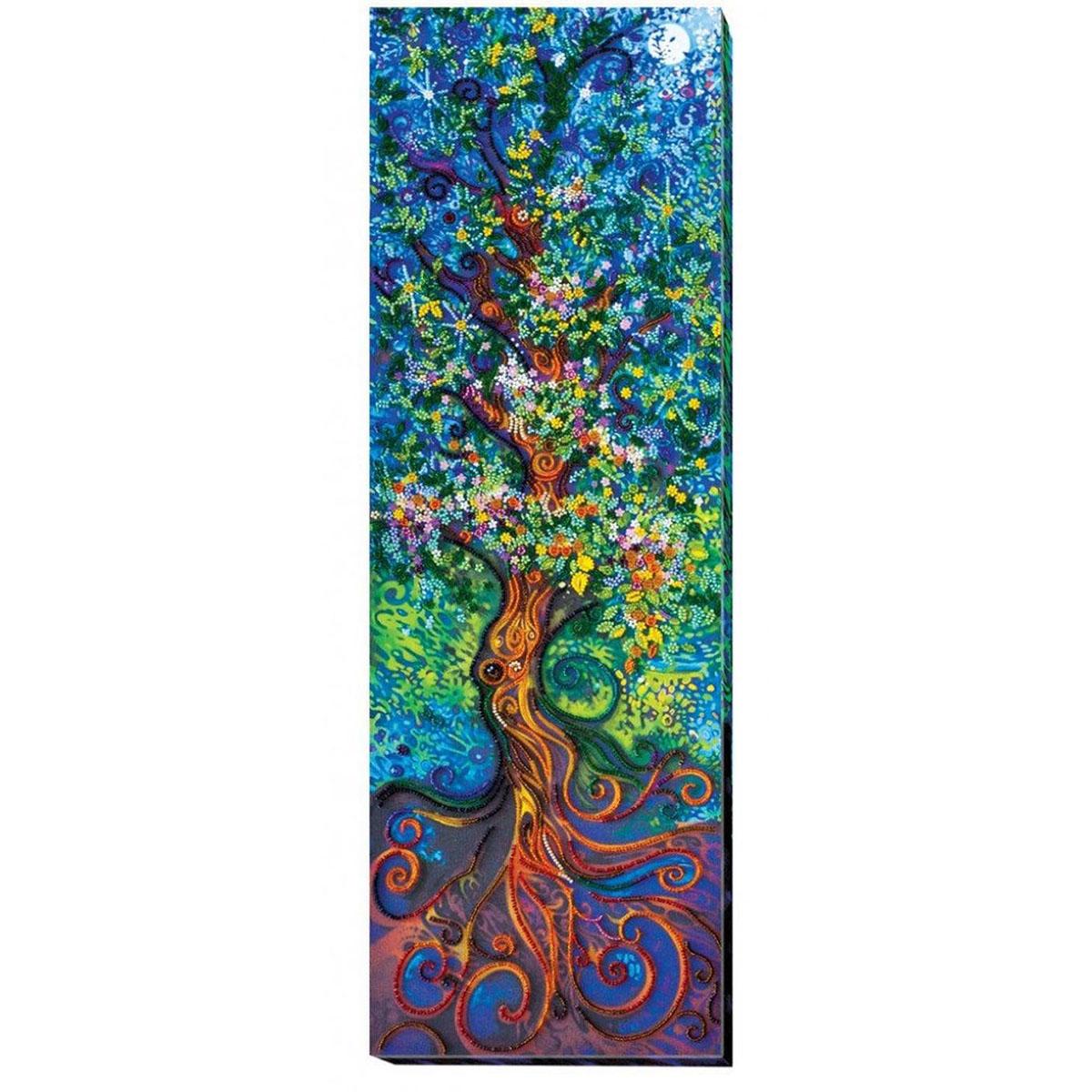АВ-404 Набор для вышивания бисером 'Абрис Арт' 'Волшебство', 21*65 см
