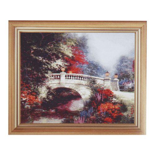 "Набор для вышивания 758 ""Белый мост"", 48х38 см, Hobby&Pro"