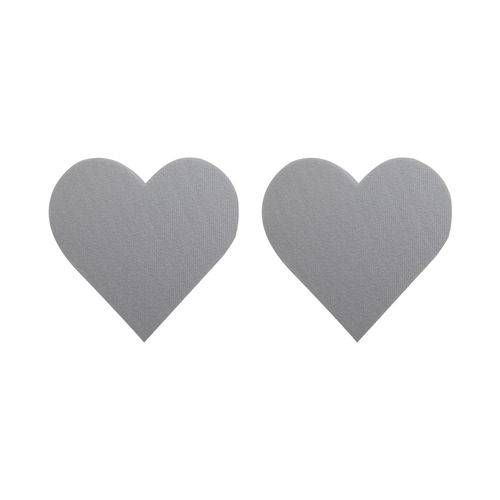 Набор фигурок из пенопласта 'Сердце' (5шт),10*2см