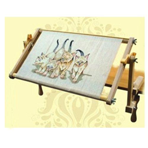Пяльцы-рамка настольные, бук, 45х30 см