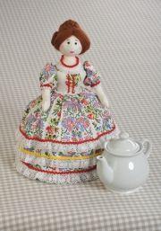 ПГЧ-1104 Набор для изготовления текстильной игрушки серия 'Барыня', 36 см, 'Перловка'
