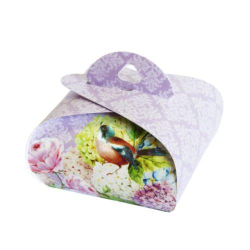 HY00914 Подарочная коробочка 'Бонбоньерка' Lilac, упак./2 шт.