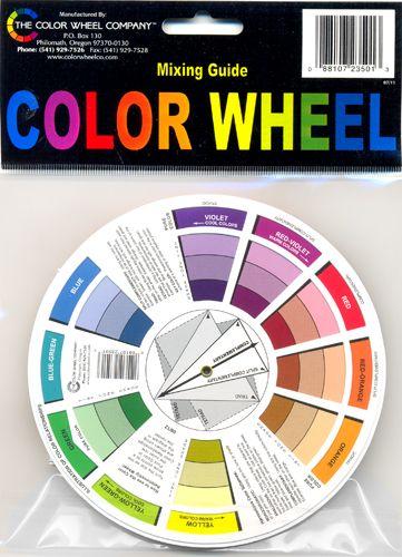 Цветовые круги малый