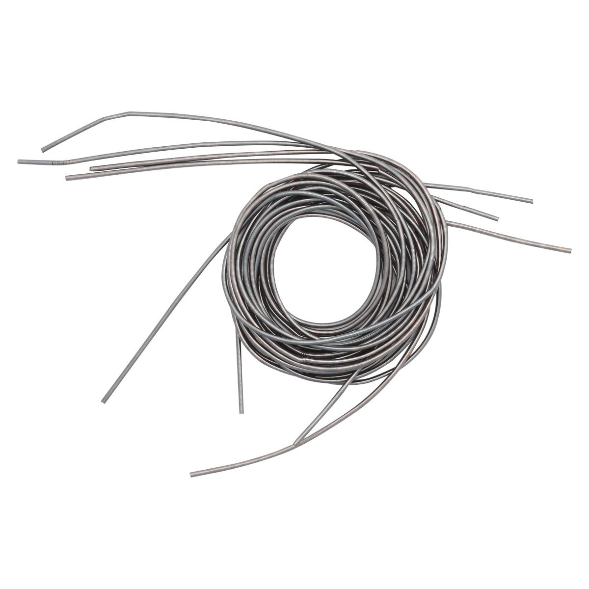 КА010НН1 Канитель гладкая Серый 1 мм 5 гр +/- гр.