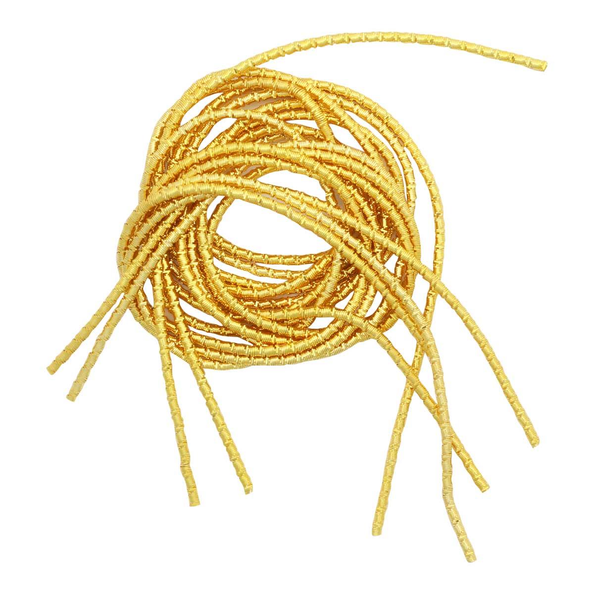 ТБ003НН2 Трунцал Бамбук золото 2 мм, 5 гр. +/- 0,1 гр.