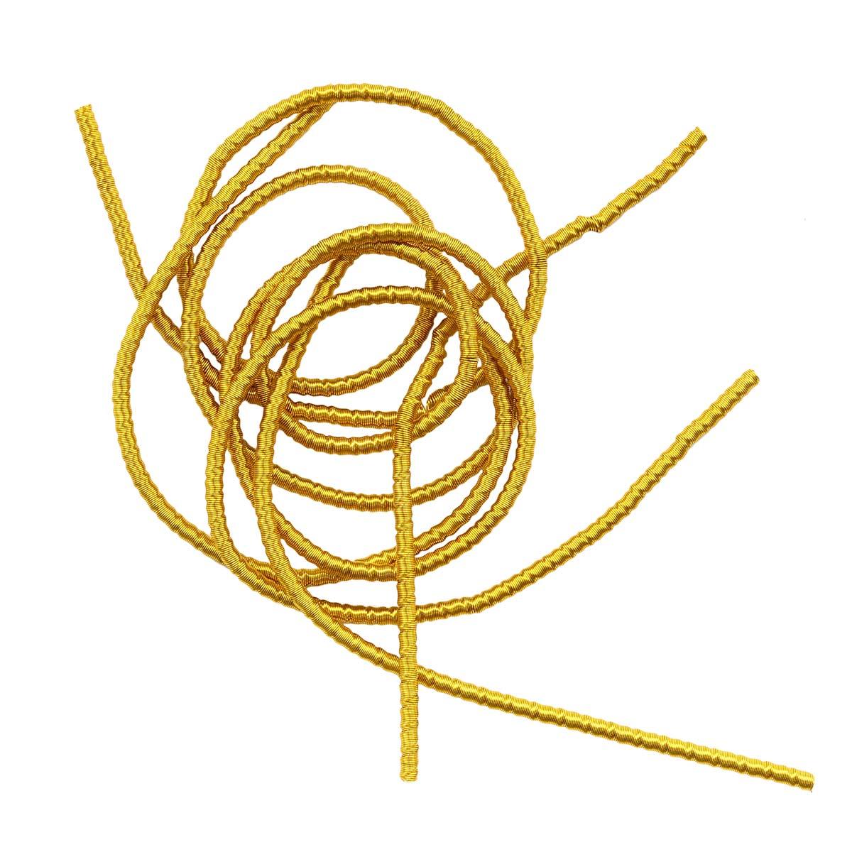 ТБ006НН2 Трунцал бамбук Желтый 2 мм 5 гр. +/- 0,1 гр.