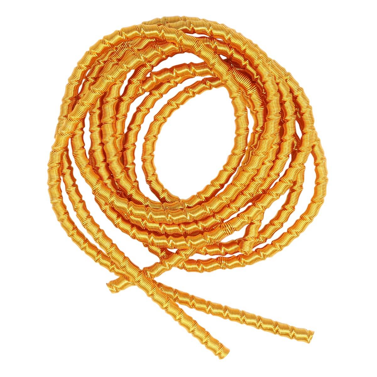 ТБ007НН2 Трунцал бамбук Оранжевый 2 мм 5 гр. +/- 0,1 гр.