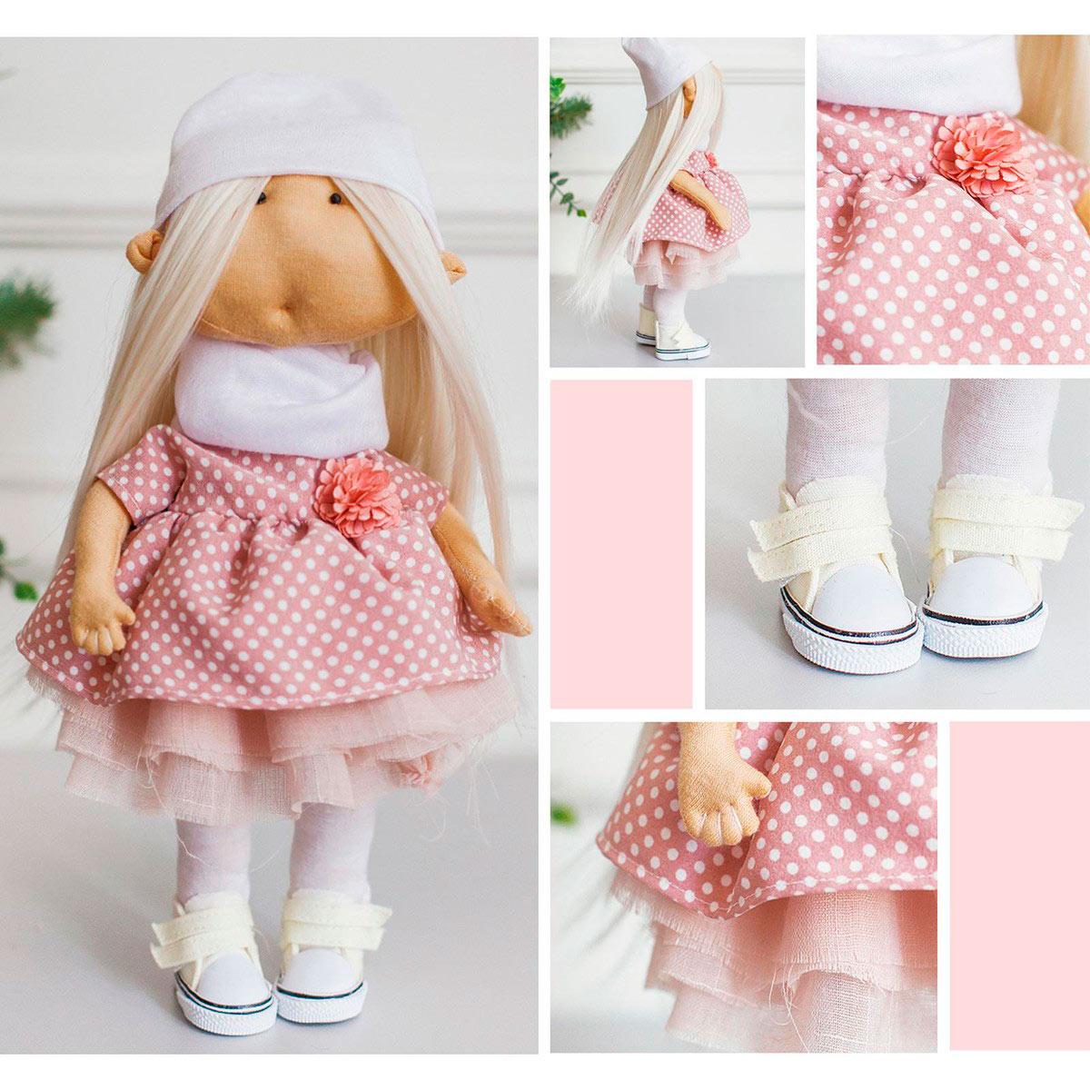 4779883 Интерьерная кукла 'Моника' набор для шитья 15,6*22.4*5.2 см