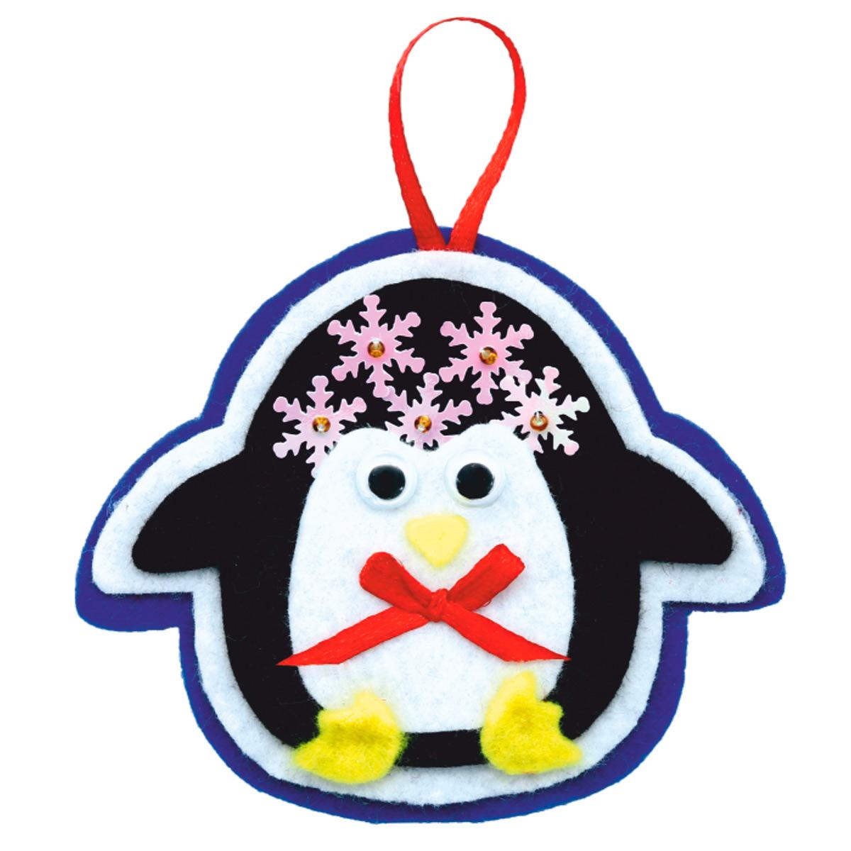 МИФ-100 Набор для творчества Созвездие 'Пингвинёнок Чип' 9*7,5 см