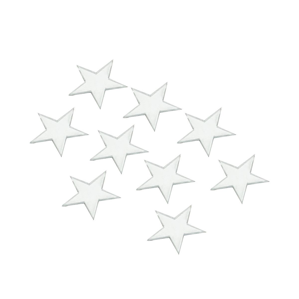 С3300-06 ЗЕРКАЛЬЦА декоративные «Звездочки'.