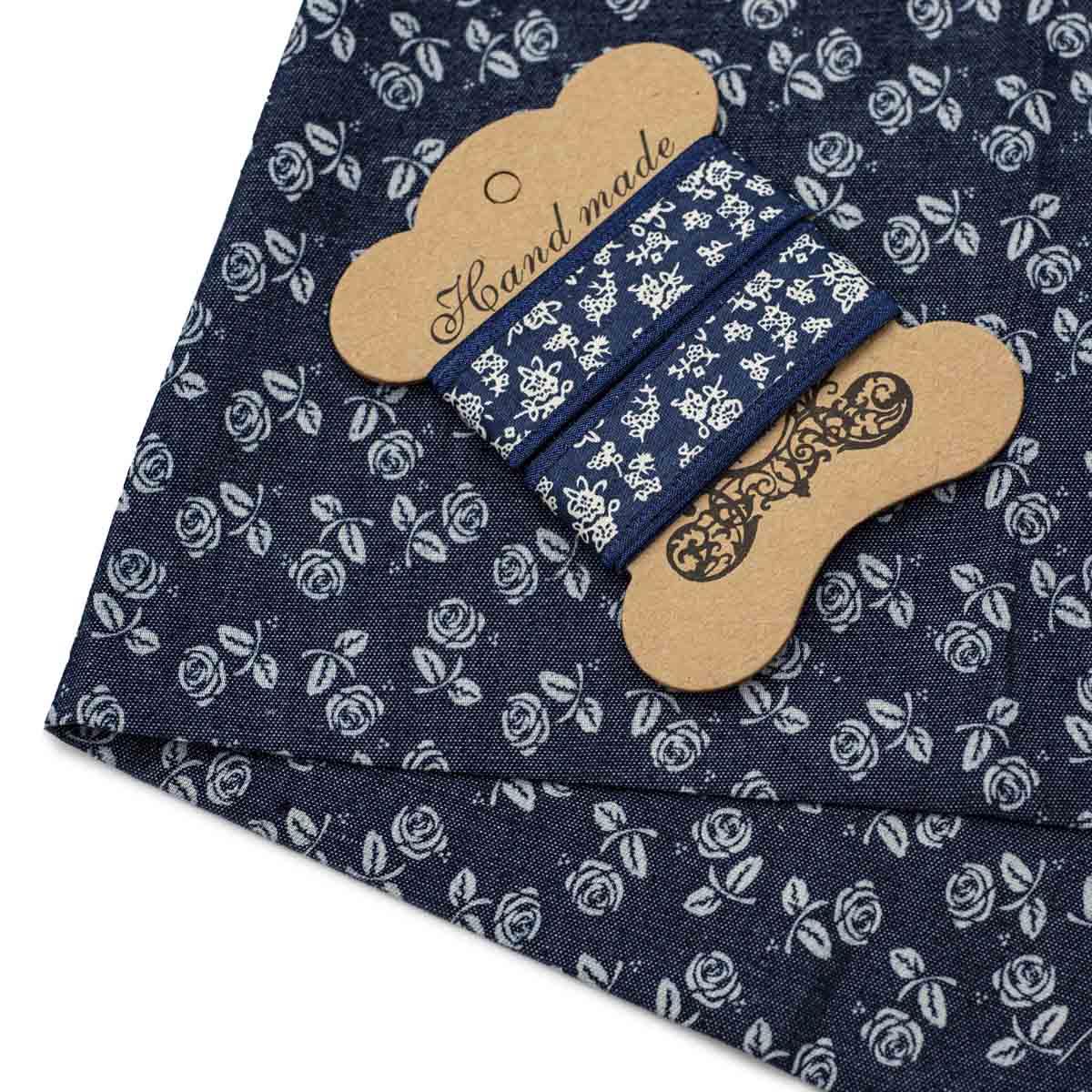 28877 Набор для творчеста 'Ткань джинсовая