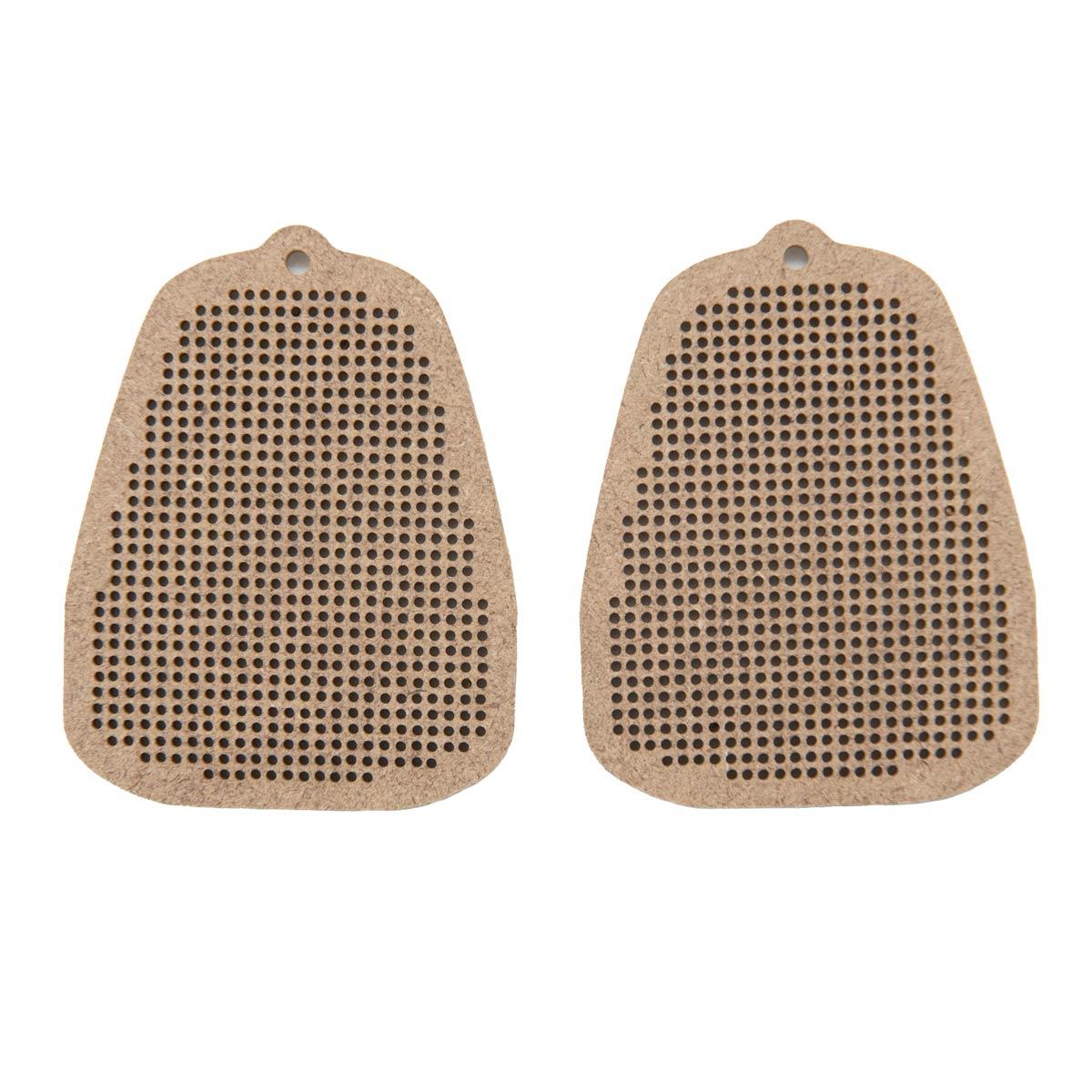 А025 2 Комплект основ для вышивания 'Наперсток'