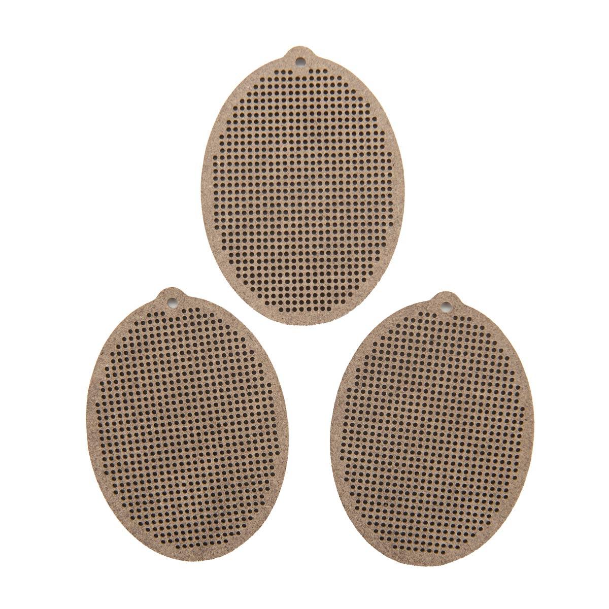 А026 2 Комплект основ для вышивания 'Яйцо'