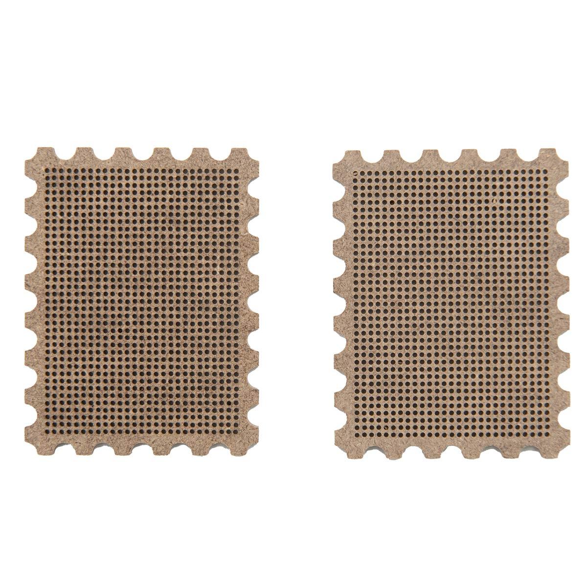 А047 2 Комплект основ для вышивания 'Марка'