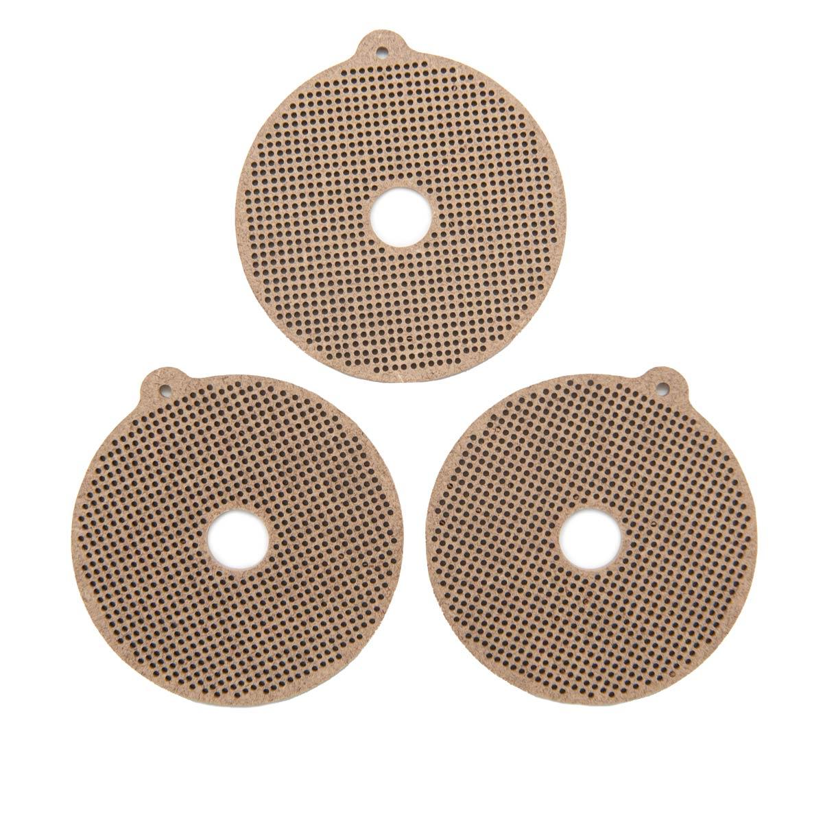 А052 3 Комплект основ для вышивания 'Пончик'