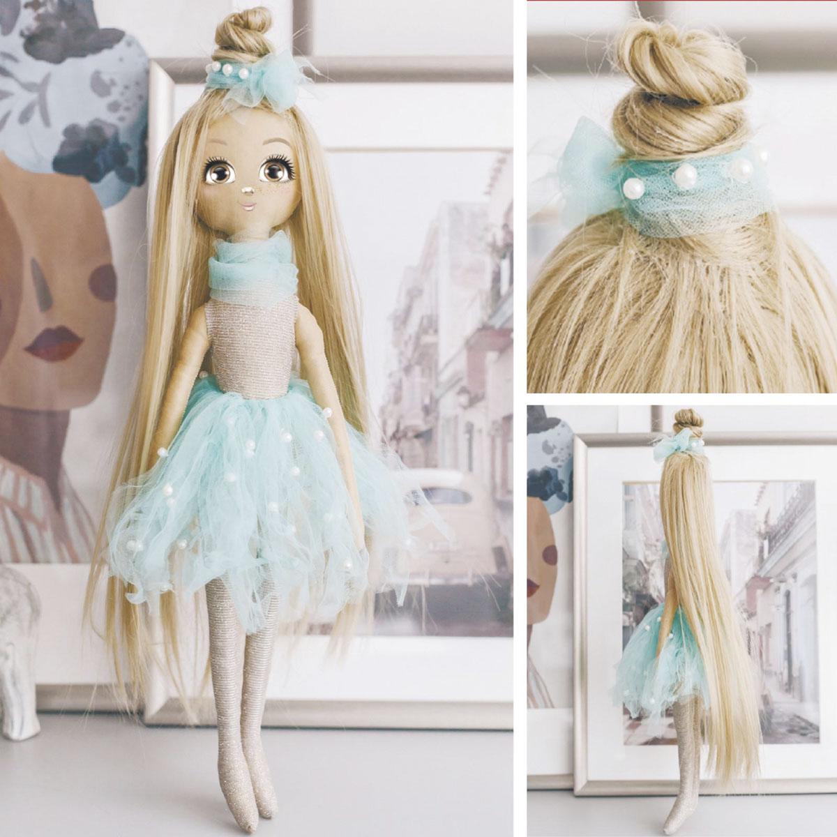 5376782 Интерьерная кукла 'Тиффани', набор для шитья 21*0,5*29,7 см
