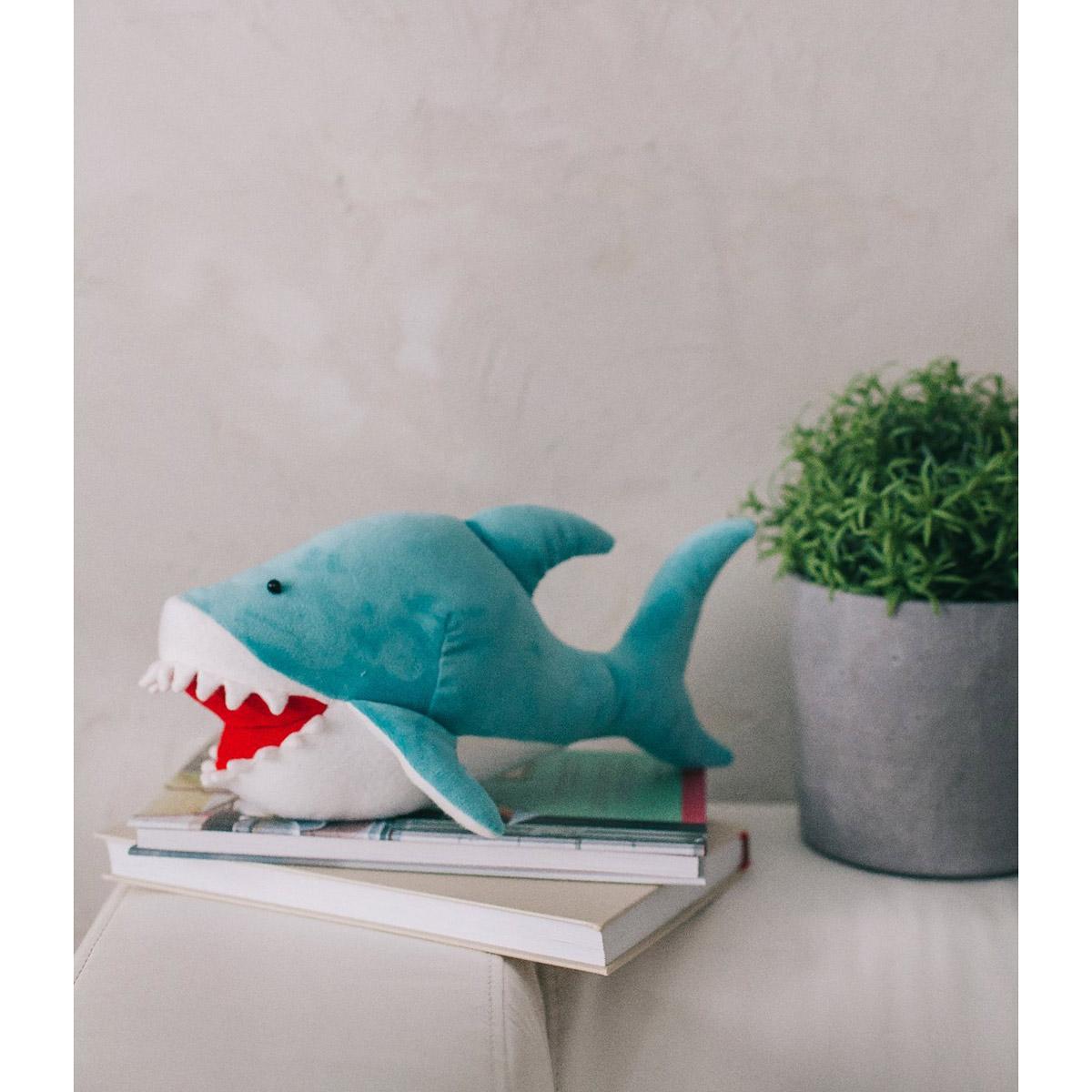 4519508 Мягкая игрушка 'Акулка', набор для шитья 15,6*22,4*5,2 см