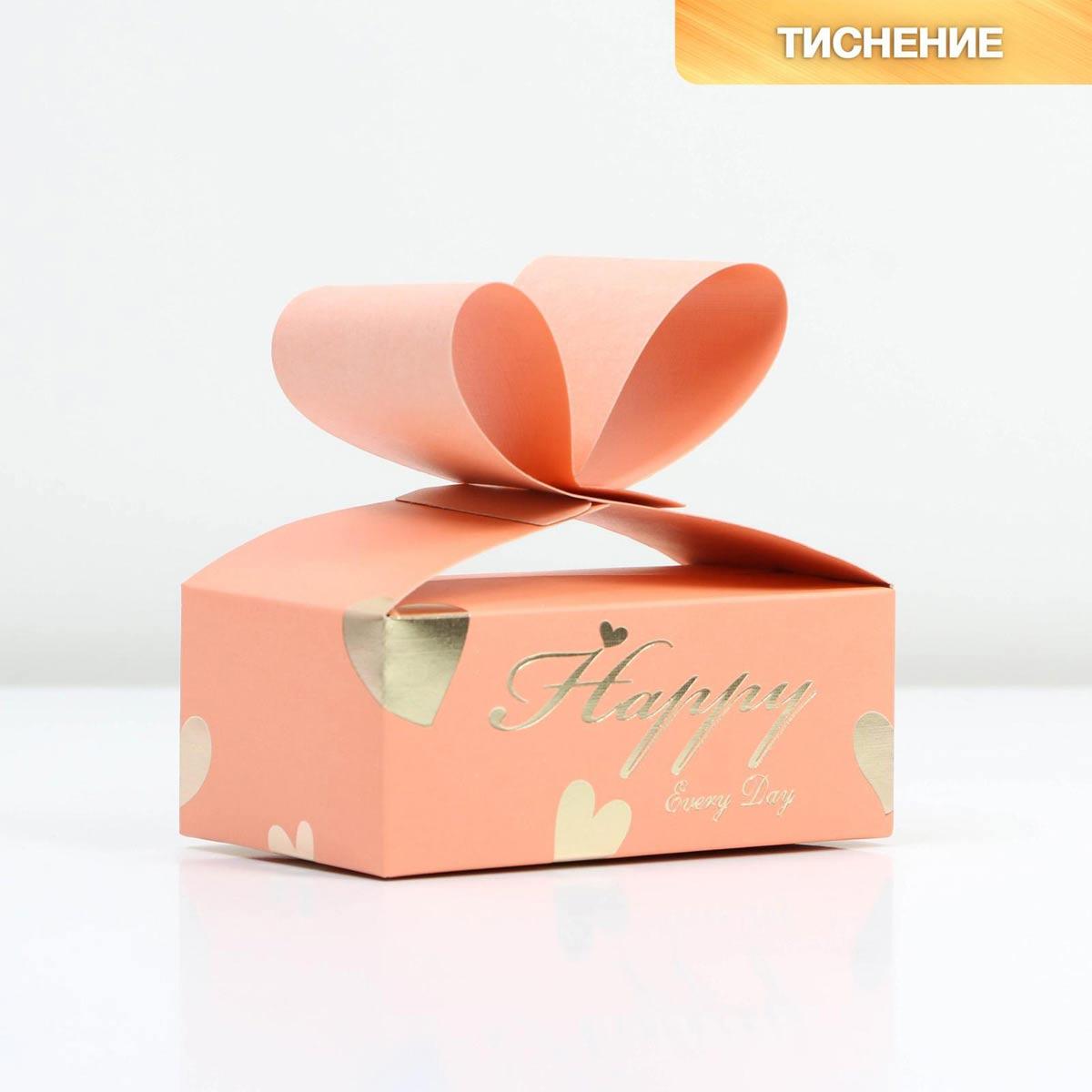 6959984 Коробка 'Нежность', 10*6*4 см