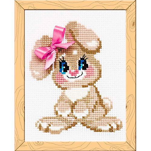 НВ-105 Набор для вышивания Riolis 'Крольчонок', 15*18 см