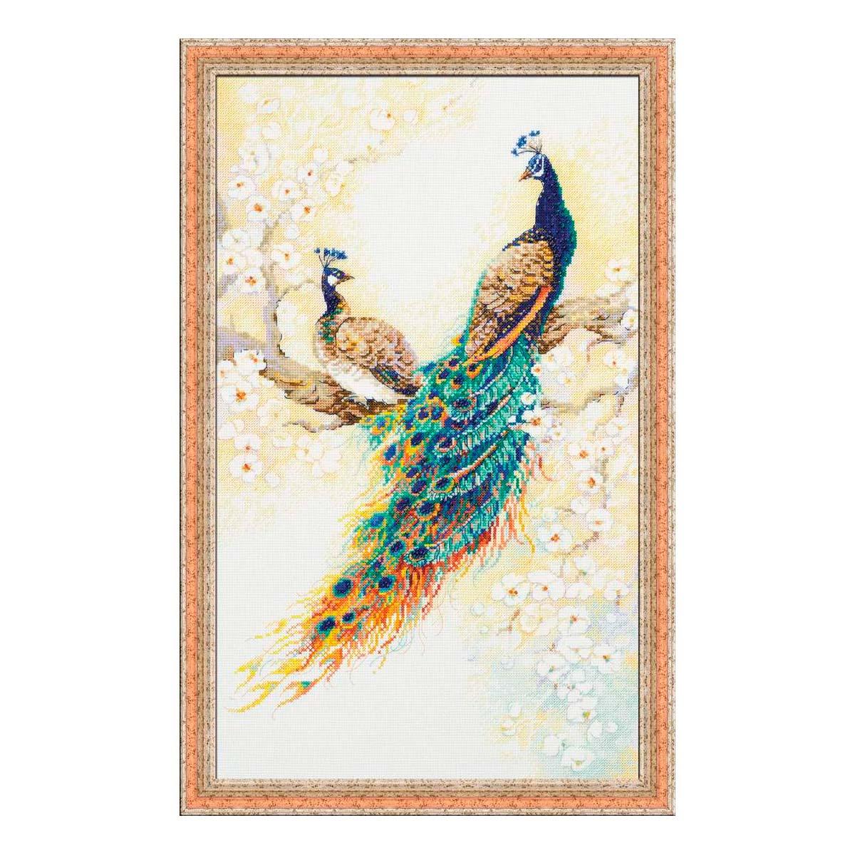 100/029 Набор для вышивания Riolis 'Персидский сад', 30*50 см