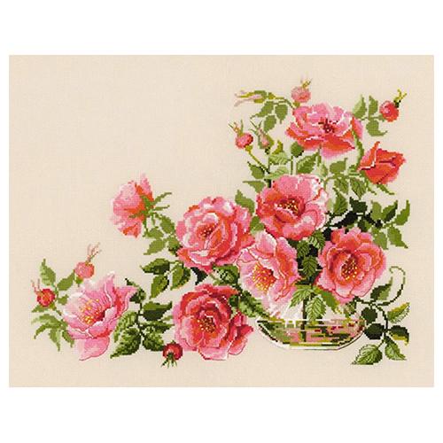 100/032 Набор для вышивания Riolis 'Сладкий аромат', 50*40 см