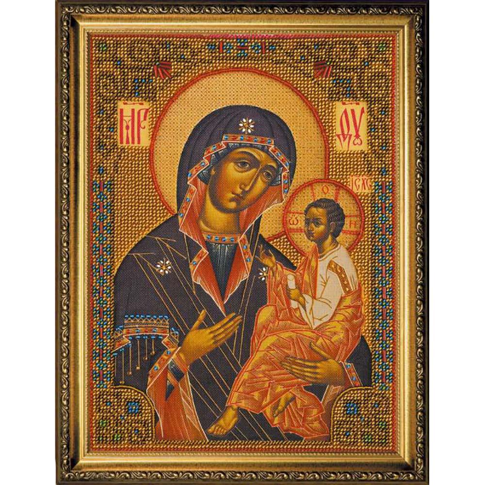 РТ-0022 Набор для вышивания Riolis 'Богоматерь Грузинская', 19*26 см