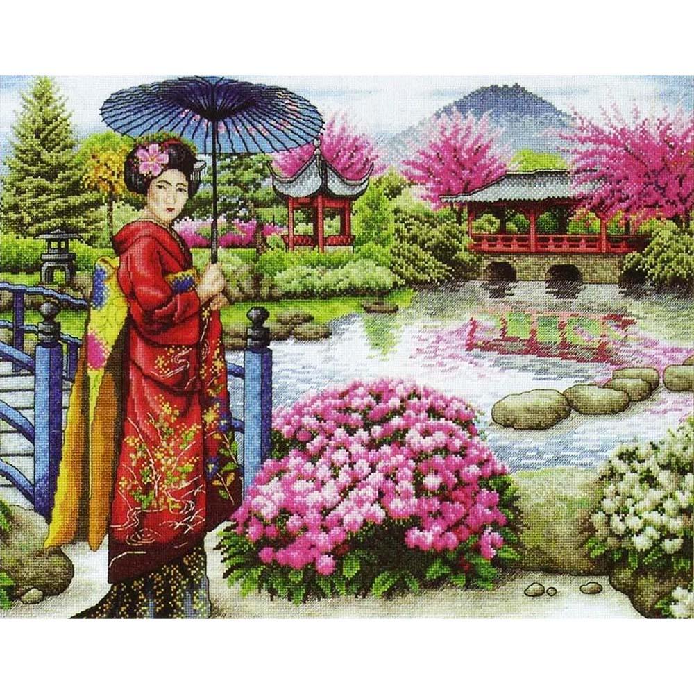 01024-5678000 Набор для вышивания (MAIA)