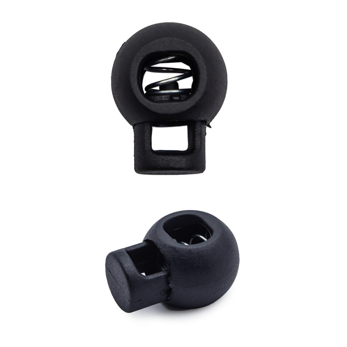 0305-3129 Стопор 'Шар' d=8,5мм, 22мм, пластик