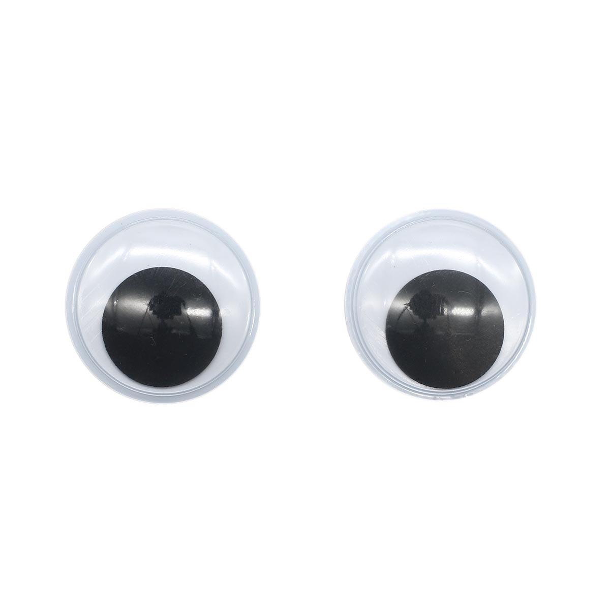 2032-0016 Глаза бегающие 35мм фото