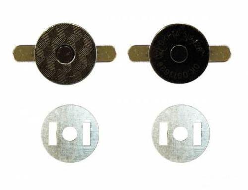 Кнопка магнитная 18мм 0326-1006