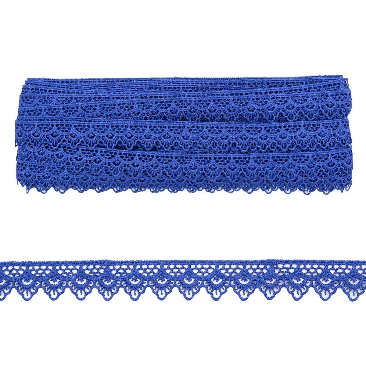 0575-1059 Кружево вязаное, 2 см*13,71 м