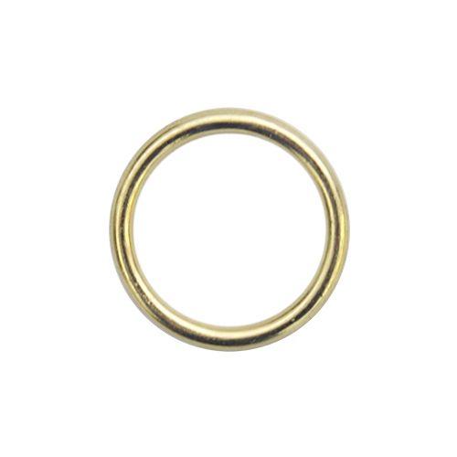 0403-2550 Кольцо, золото, 1,8*15 мм