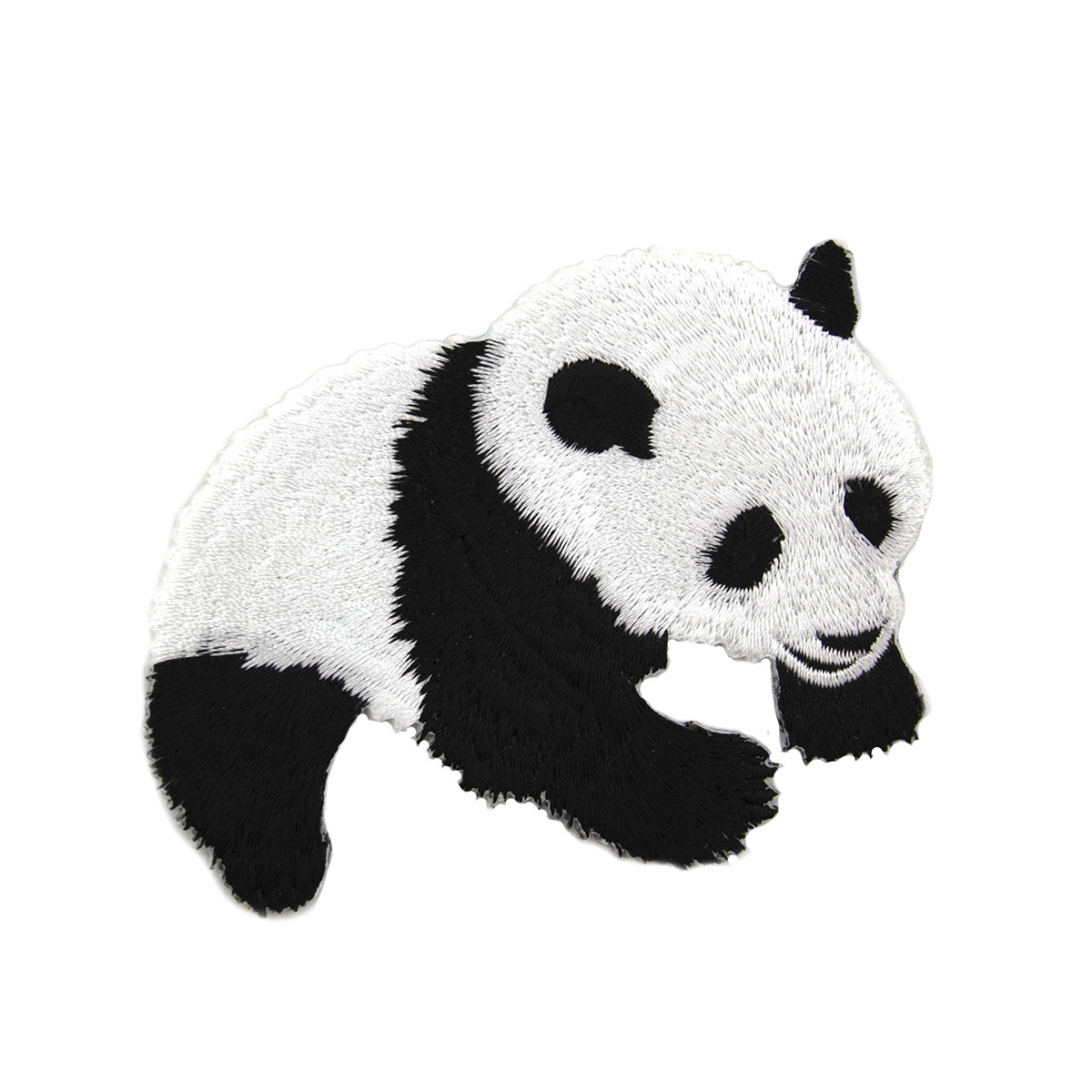 AD1136 Термоаппликация 'Большая панда', 7*9 см, Hobby&Pro