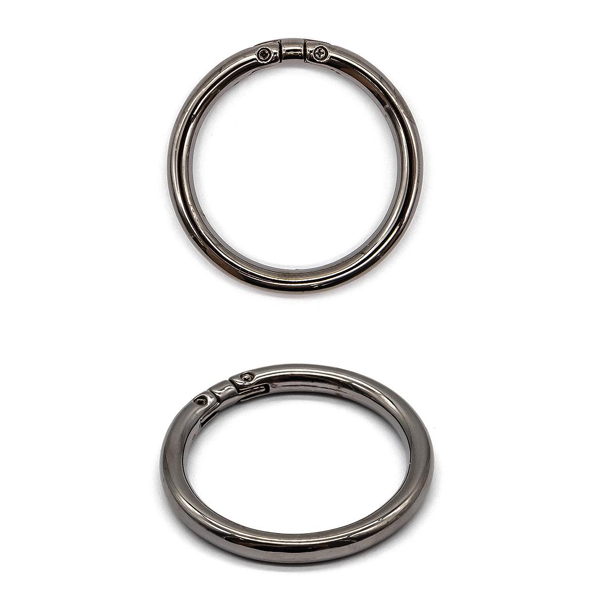 69256 Кольцо разъемное на винтах 40мм ч.ник.