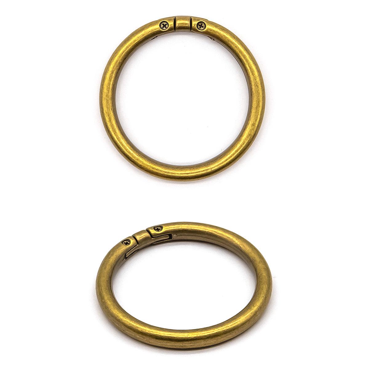 69257 Кольцо разъемное на винтах 40мм лат.