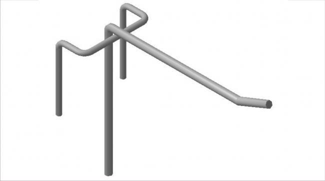 Крючок L 170 ВЛ