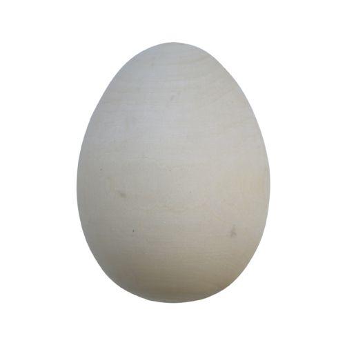 Деревянная заготовка 'Яйцо', 10 см