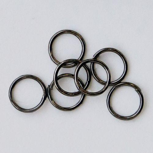 Кольцо S13 для бус, одинарное 6мм. (100шт.) МС