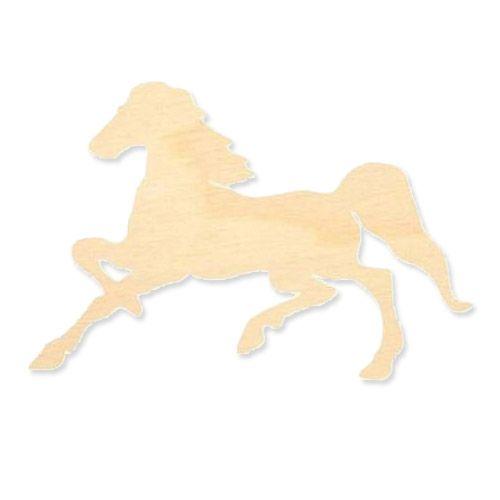 L-60 Деревянная заготовка 'Лошадь', 15 см, 'Астра'