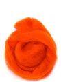 255061 Шерсть овечья для фелтинга оранжевый)50гр. Glorex