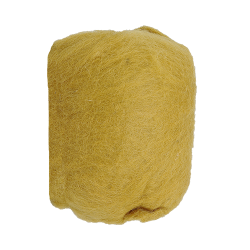 255065 Шерсть овечья для фелтинга (желтый)50гр. Glorex