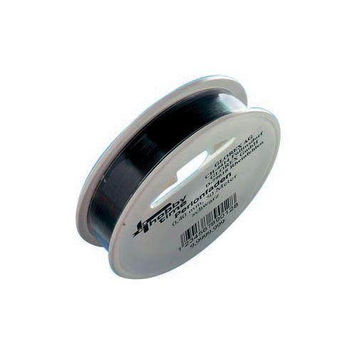 62210116 Нейлоновая нить ,черная, толщ.0,25мм,50м. Glorex