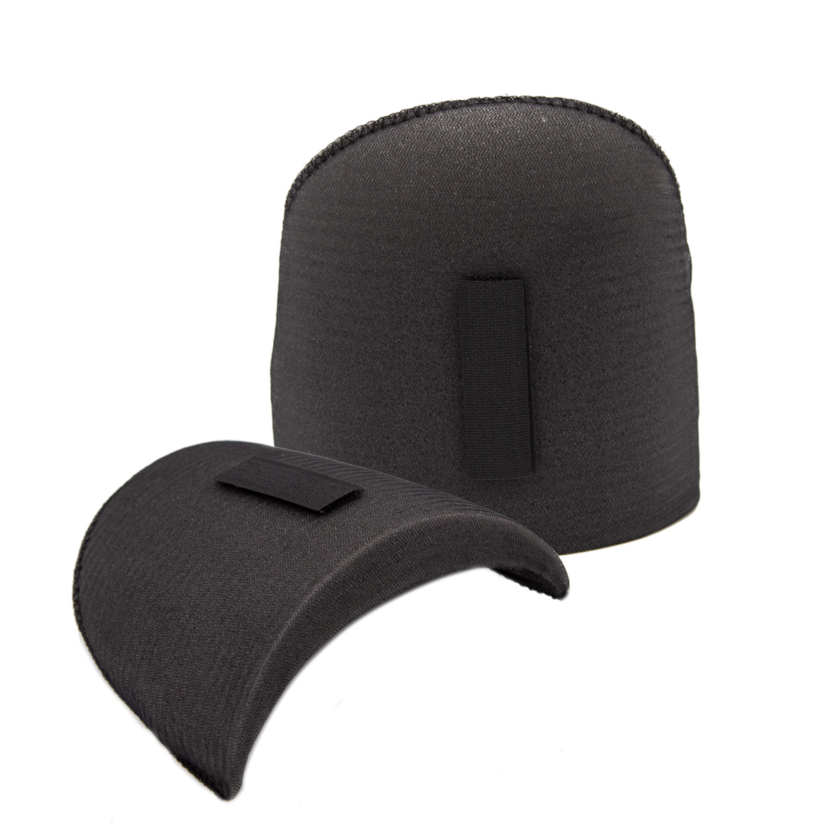 ВК-18/А Плечевые накладки обшитые с конт.-лентой, втачные, 18*120*170 мм, Hobby&Pro