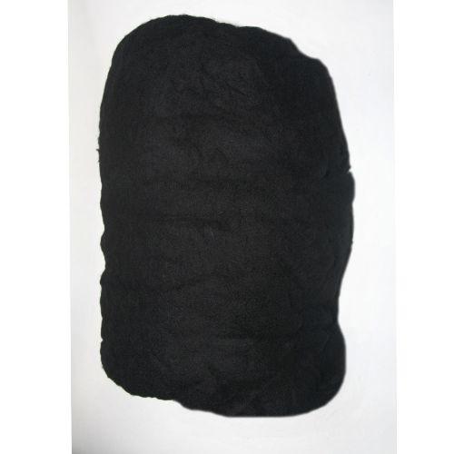 2553018 Шерсть для валяния, черный, 30 гр. Glorex