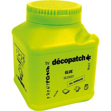 Клей-лак Decopatch-Paperрatch, салатовый, 150 гр.