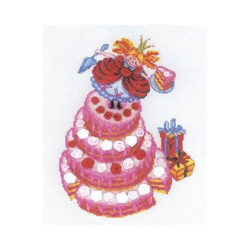 М314 Набор для вышивания РТО 'Озорная принцесса'